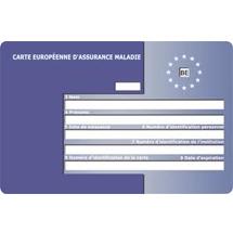 Carte Europeenne Dassurance Maladie Ceam.La Carte Europeenne D Assurance Maladie Ceam Familles De