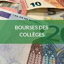 Bourses Des Colleges Familles De France